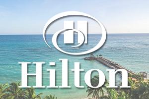 best hilton hotels caribbean pacific