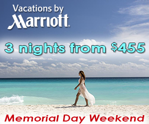 marriott memorial day weekend sale