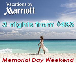 marriott memorial day weekend sale
