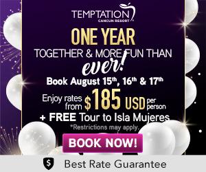 temptation topless swinger resort deals