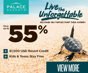 palace resorts all inclusive vacation deals