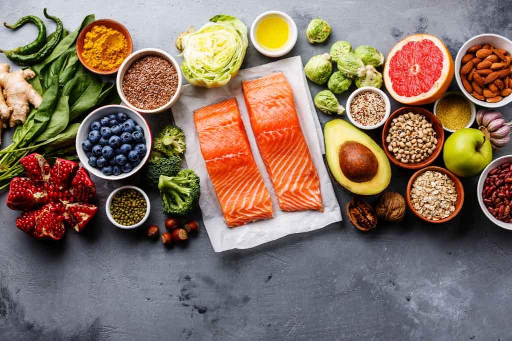 Gesunde Ernährung ein Leitfaden