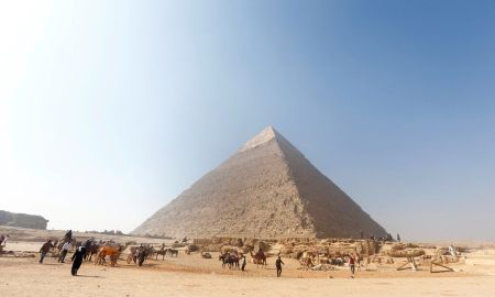 1519132332 secret to great pyramids near perfect alignment possibly found - Secret to Great Pyramid's near perfect alignment possibly found