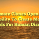 Primate Clones Open Up Possibility To Create More As Models For Human Diseases