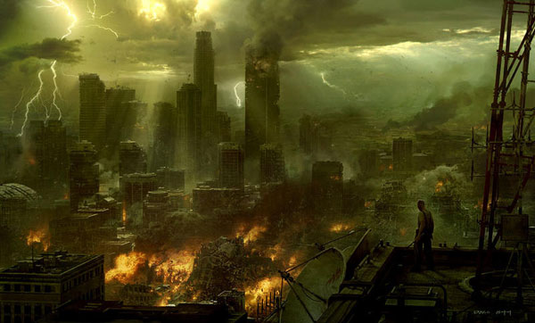 Image result for post apocalyptic