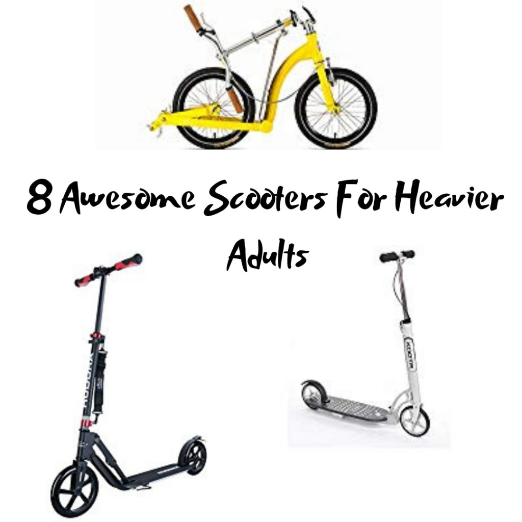 Scooters For Heavier Adults