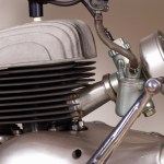 BSA Bantam carburettor and cyclinder