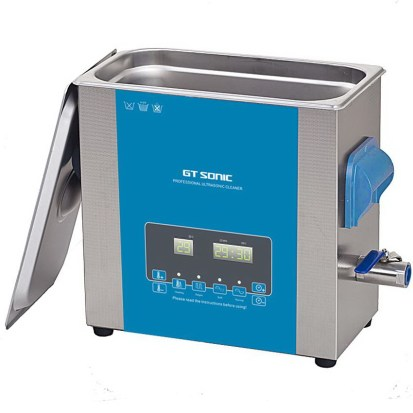 6 Ltr digital degassing ultrasonic cleaner