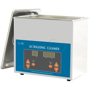 3 ltr ultrasonic cleaner with digital adjustment