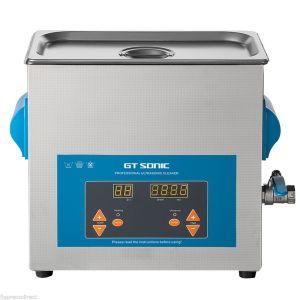 image of a 6 itre digital ultrasonic cleaner