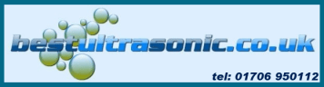 Best Ultrasonic Cleaner logo