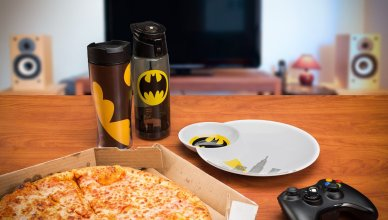 the batman bottle is one of the best water bottle for kids