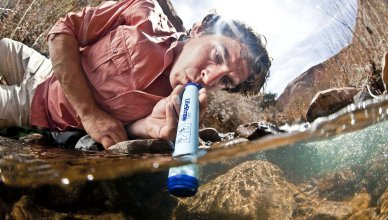 LifeStraw is the best water filter by far