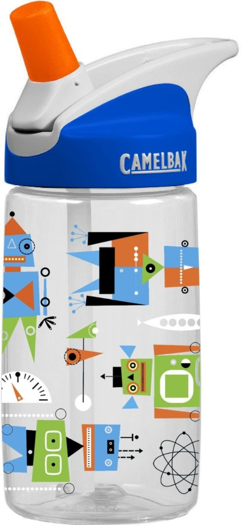 The CamelBak with robotic prinkt
