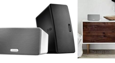 sonos play 3 wireless speaker review
