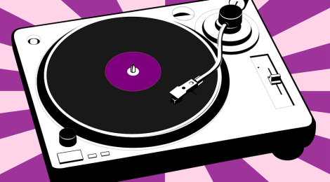 add turntable record player to wireless system