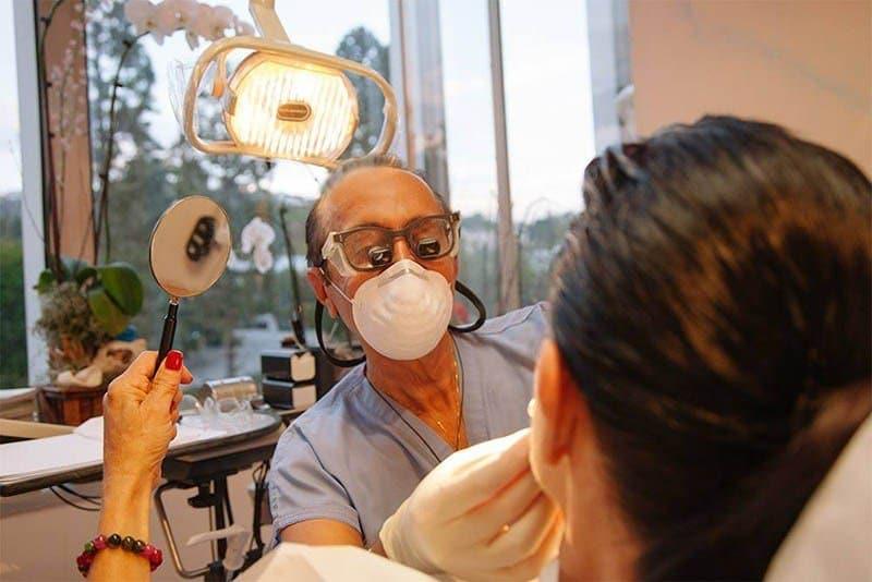 aesthetic dentistry in Los Angeles