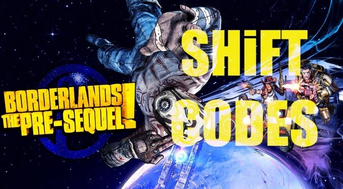 Borderlands TPS SHiFT Codes Xbox