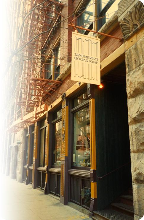 Sandmeyer's Bookstore