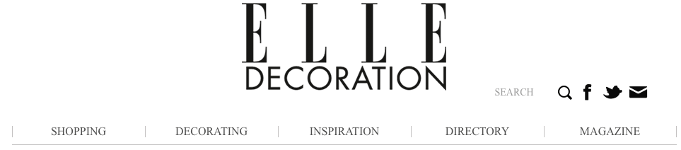 elledecoration.co.uk blog