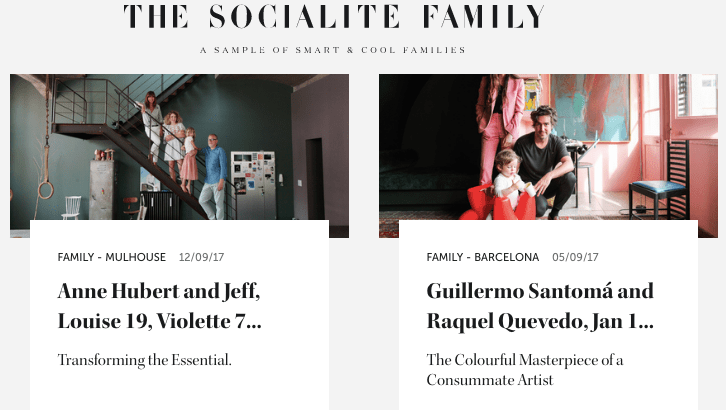 thesocialitefamily.com blog