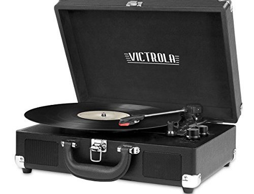 top 10 best portable record player for your music