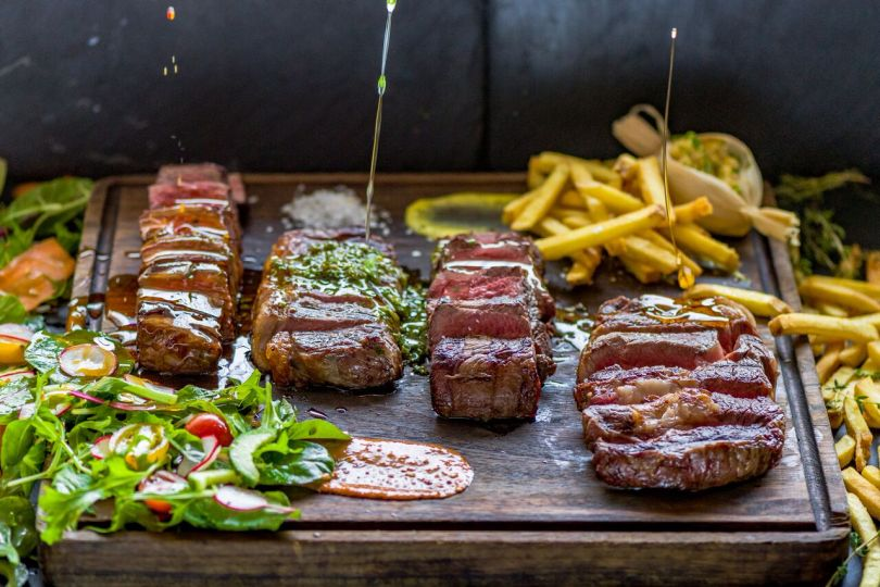 Gaucho is a steakhouse in Dubai
