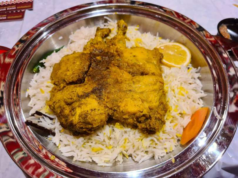 Madfoon Al Sada is a popular eatery in Dubai