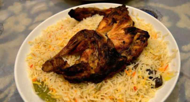 Noor Al Mandi is a popular eatery in Dubai