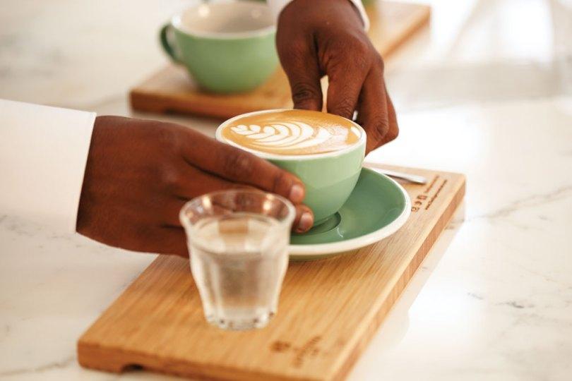 The Espresso Lab is a coffee house in Dubai