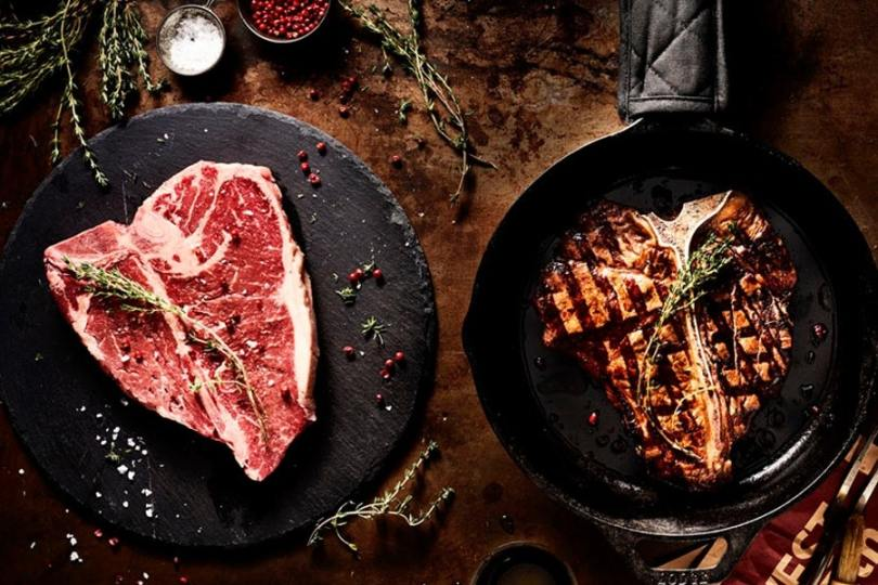 West 14th Steakhouse is an eatery in Dubai