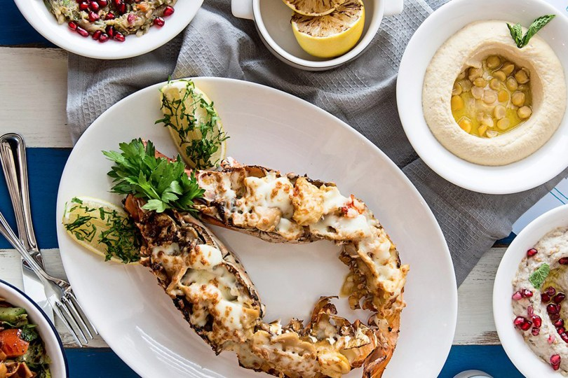 Ibn AlBahr is the best seafood restaurant in Dubai