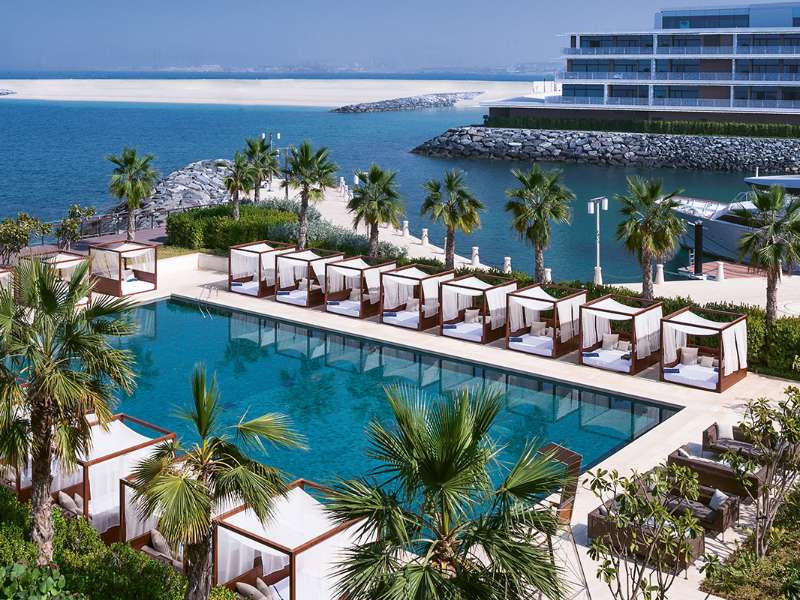Bulgari Hotel & Resorts has the world's first Bulgari Marina and Yacht Club