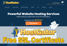 free ssl hostgator