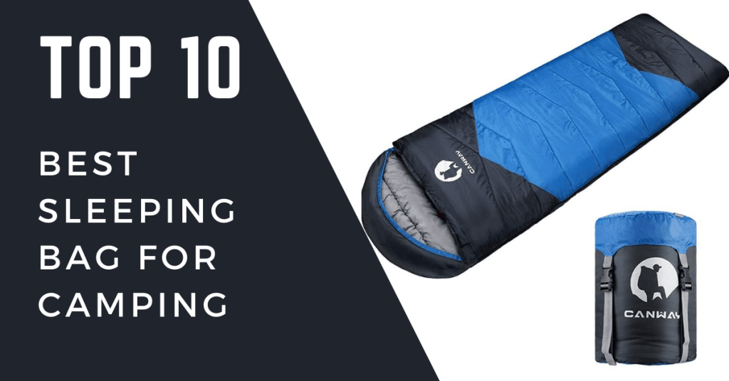 best sleeping bag for camping review