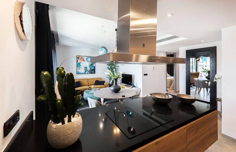 kitchen chimney design