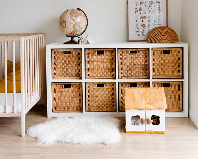 modern toy storage for living room