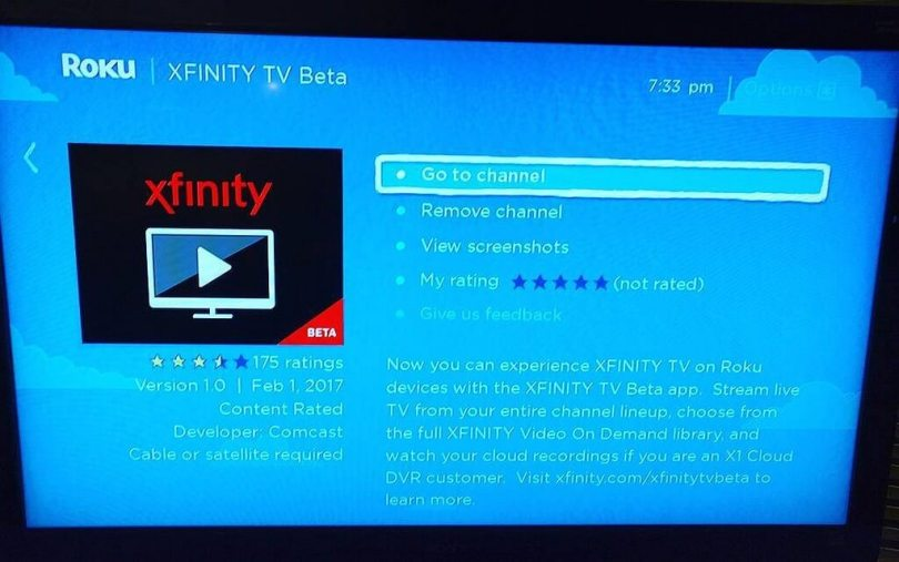 Watch Xfinity TV Go outside USA and Enjoy More than 125 Channels