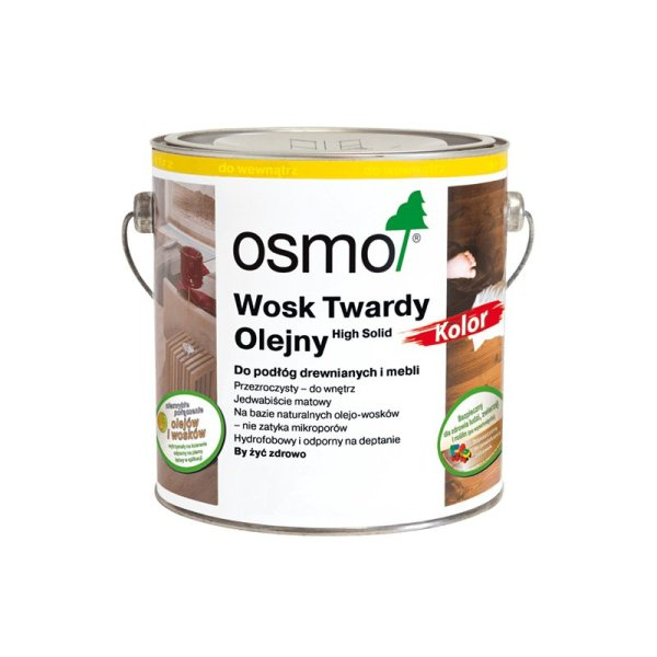 wosk olejny