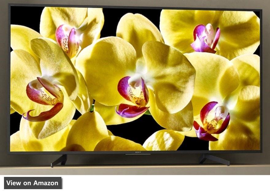 best 43 inch 4k tv in india sony 8000G 43