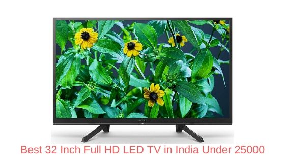 Best 32 Inch Full HD LED TV in India Under 25000 (2)