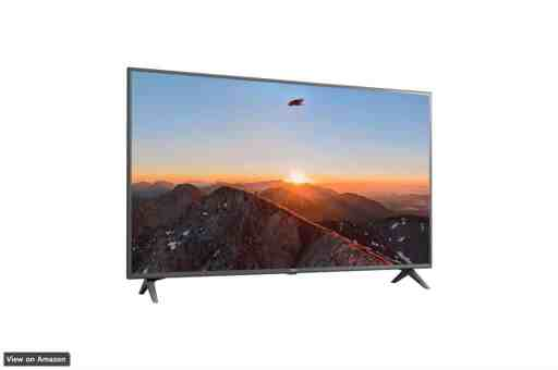 Best Budget 4K TV in India LG