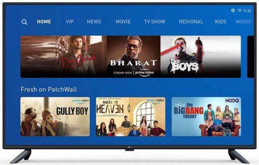 Best 4K TV Under 30000 MI