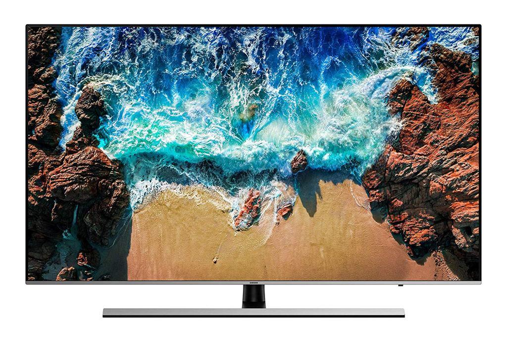 best 4K TV in India under 1.5 lakh Samsung UA55NU8000K