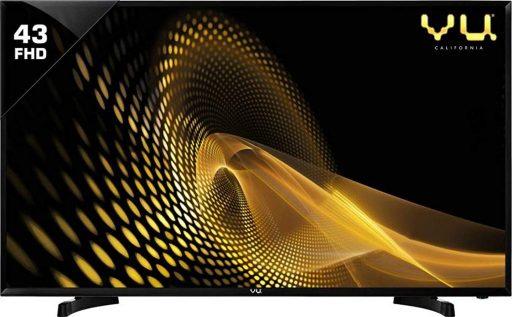 Best 43 Inch LED TV in India VU