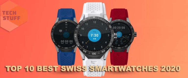 Top 10 Best Swiss Smartwatches 2020