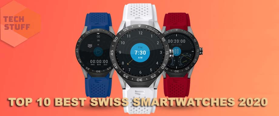 Top 10 Swiss Smartwatches – Ultimate Guide 2020