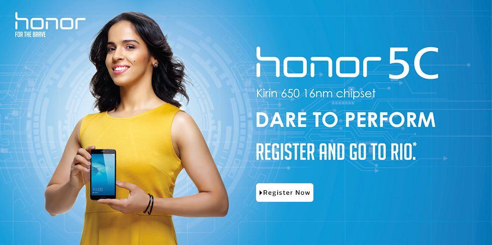 Honor 5C flash sale
