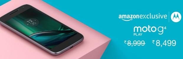 Moto G4 Play specs