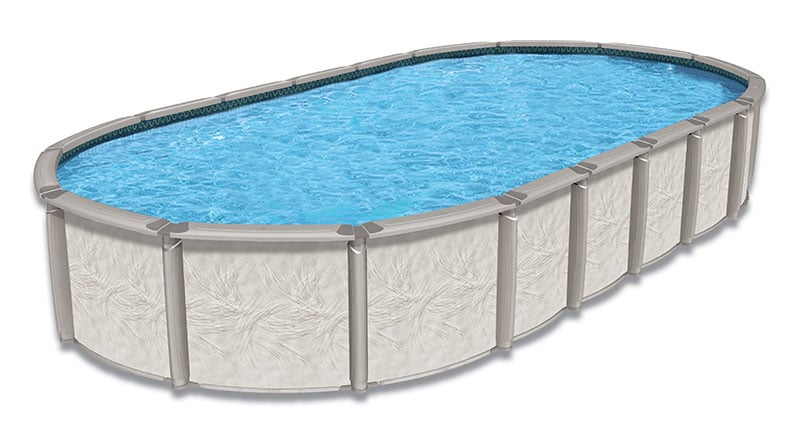 Don't miss out on fun you could be having this summer. Best 21 Oval Above Ground Pools Read Reviews And Compare Styles